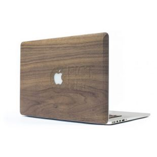 "Cover Bois Picture Macbook Air 13"" Noyer"