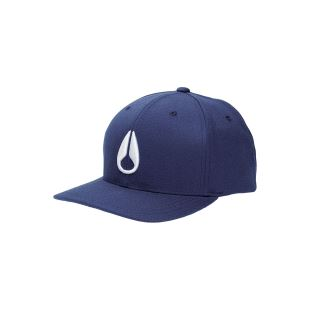 Deep Down FF Athletic Fit Hat Navy