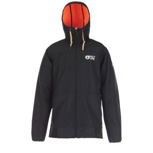 Zak Jacket Black