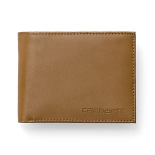 Rock-It Wallet Cow Leather Hamilton Brown