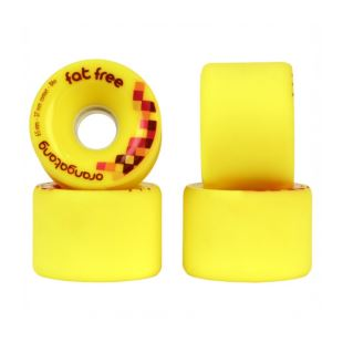 65mm Fat Free Yellow 37mm 86a
