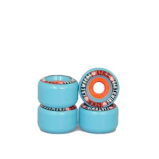 Earthwing Crewzer Wheels 62mm 81A Blue
