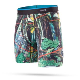 SW Endor Boxer Brief Green