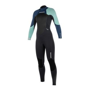 Star 5/4  Full Suit Back Zip Women - Navy