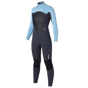 Star 5/4 D/L Fullsuit Women  - Blue