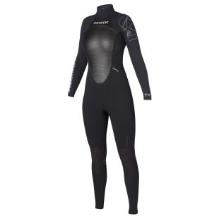 Star 5/4 D/L Fullsuit Women - Black