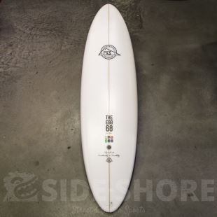"The Egg - 6'8 x 21'1/2"" x 2'3/4"" - 48L - Thruster - Futures"