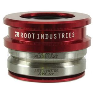 Root Headsets Air tall stack Red