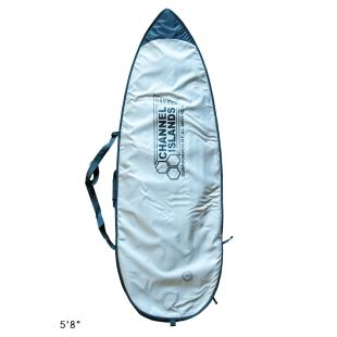 Team Lite Bag 5'8 - Silver