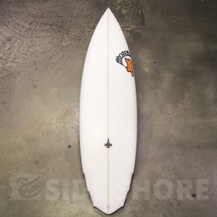 "The Stealth + channel - 6'2"" x 20'' 1/2 x 2'' 5/8"" - 36.5 L - Combo - Futures"