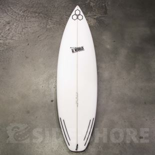 "OG Flyer - 5'9"" x 19"" x 2"" 3/8 - 27.89 L - Thruster - Futures"