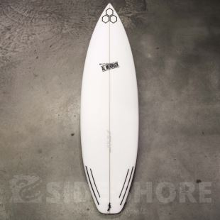 "OG Flyer - 5'11"" x 19"" 1/2 x 2"" 1/2 - 31 L - Thruster - Futures"