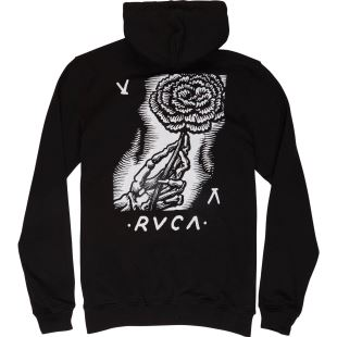Women's Day Hoody Black