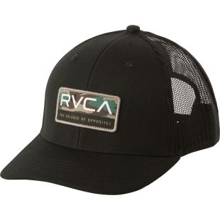 Reno Trucker Black