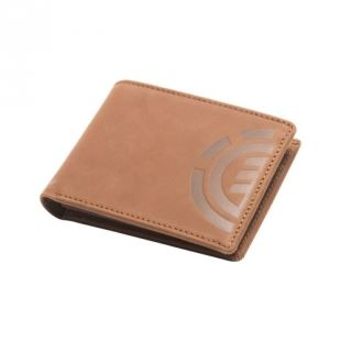 Daily Elite Wallet Marron