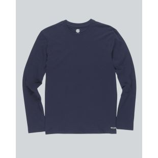 Basic Crew LS Eclipse Navy