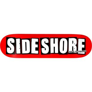 Baker X Side-Shore Logo Brand deck