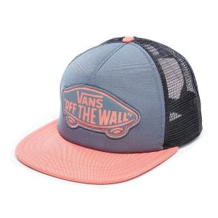Beach Girl Trucker Dark Slate Spice