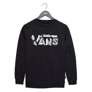 Vans Focus Crew B Black Glow In The Dark