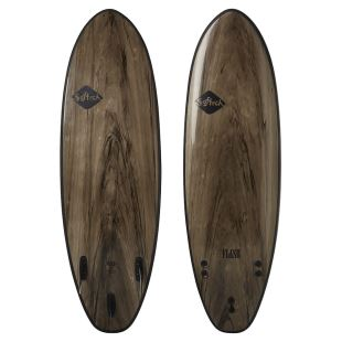 "Flash DSS - 5'7"" - Colour Black Marble - FCS II"