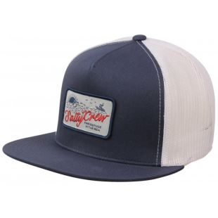 Foamer Trucker Navy White