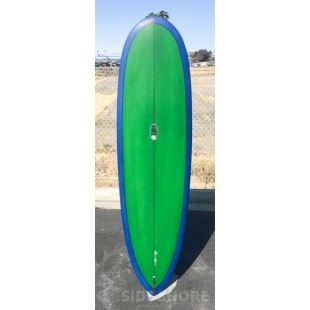 "Scorpion - Tint + Volan - 6'8 x 21"" 3/4 x 2"" 1/4 - 1+4 - Us box + FCS II"