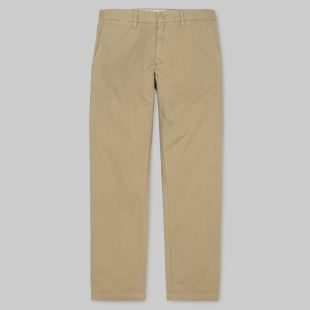 Johnson Pant Leather