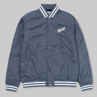 Power Jacket Stone Blue White