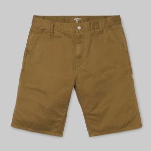 Ruck Single Knee Short Hamilton Brown Stone Washed