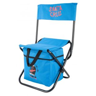 Santa Cruz Screaming Hand Chair Blue
