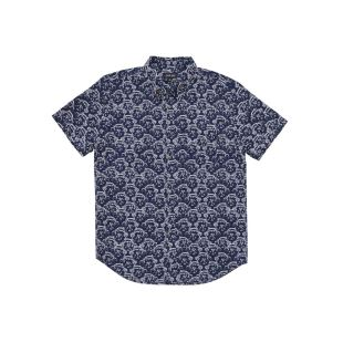 Cutty S/S Woven Navy
