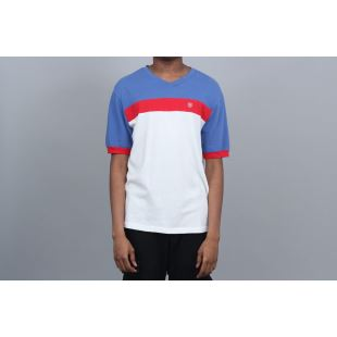 Union T Shirt Substance SS White Royal