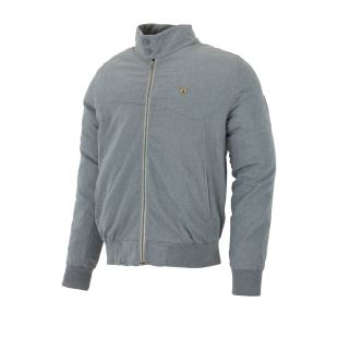 Prima Jacket Dark Grey Melange