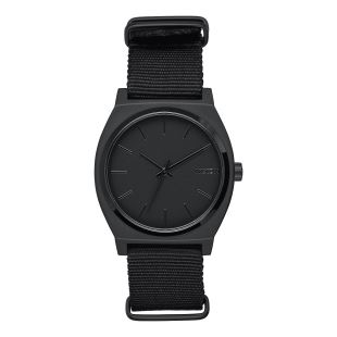 Time Teller All Matte Black