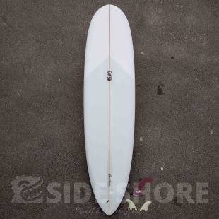 "Scorpion - Volan + Polish - 7'8 x 22"" 1/2 x 2"" 7/8 - 2+1 - Us box + FCS Fusion"