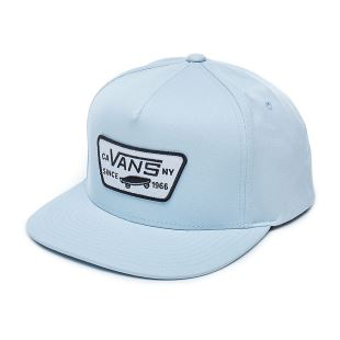 Full Patch Snapback Baby Blue