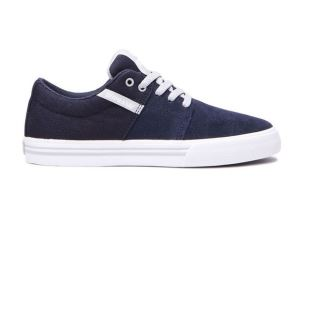 Kids Stacks Vulc II Navy Light Grey White