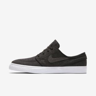 Zoom Janoski Canvas Blk Anthracite