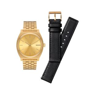 Time Teller Pack All Gold Black