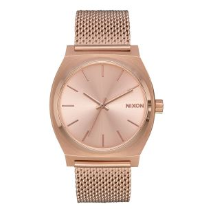 Time Teller Milanese All Rose Gold