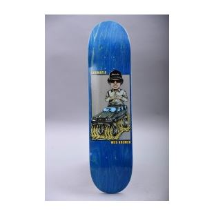 Wes Kremer Legends II 8.25x32.12 Deck