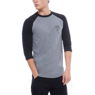 Stacked Rubber RA Heather Grey