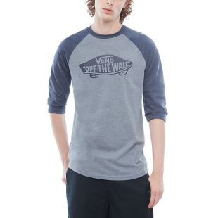 OTW Raglan Heather Grey
