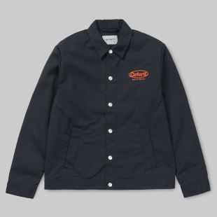 Orion Jacket Dark Navy Jaffa Rigid