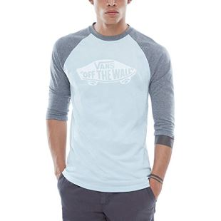 OTW Raglan Baby Blue Heather