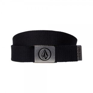 Circle Web Belt Blk