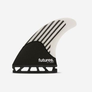 Firewire FW2 Thruster White/carbone