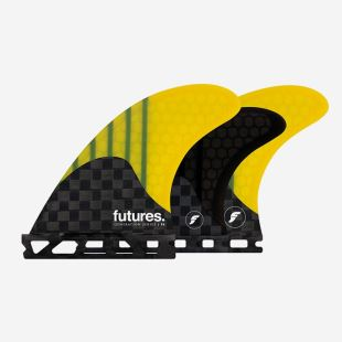 F4 generation series 5 fins Yellow