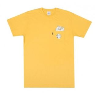 Stuffed Tee Gold