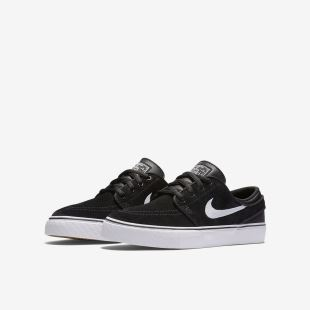 Janoski GS Black White